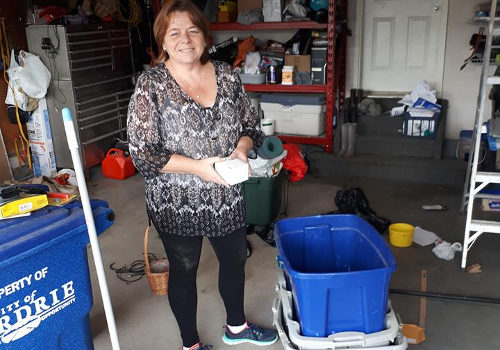 Decluttering and Downsizing